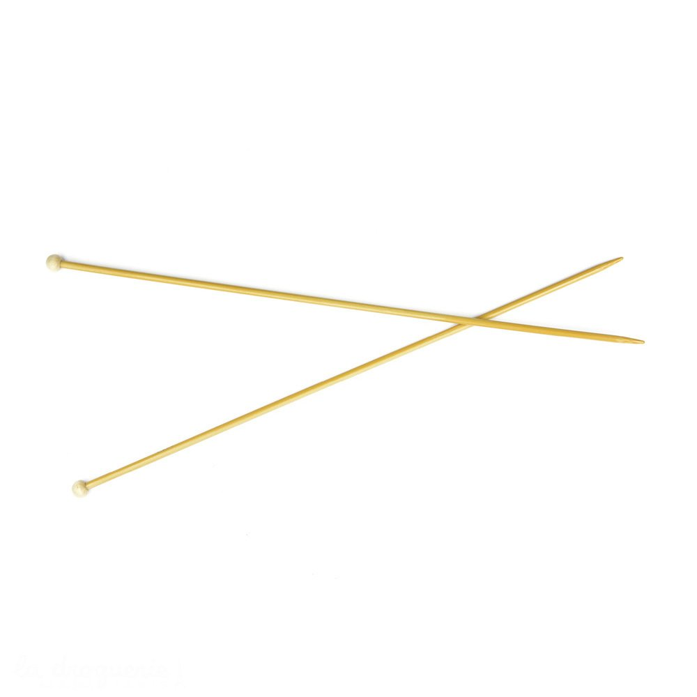 N°5 Bamboo Knitting Needles-product