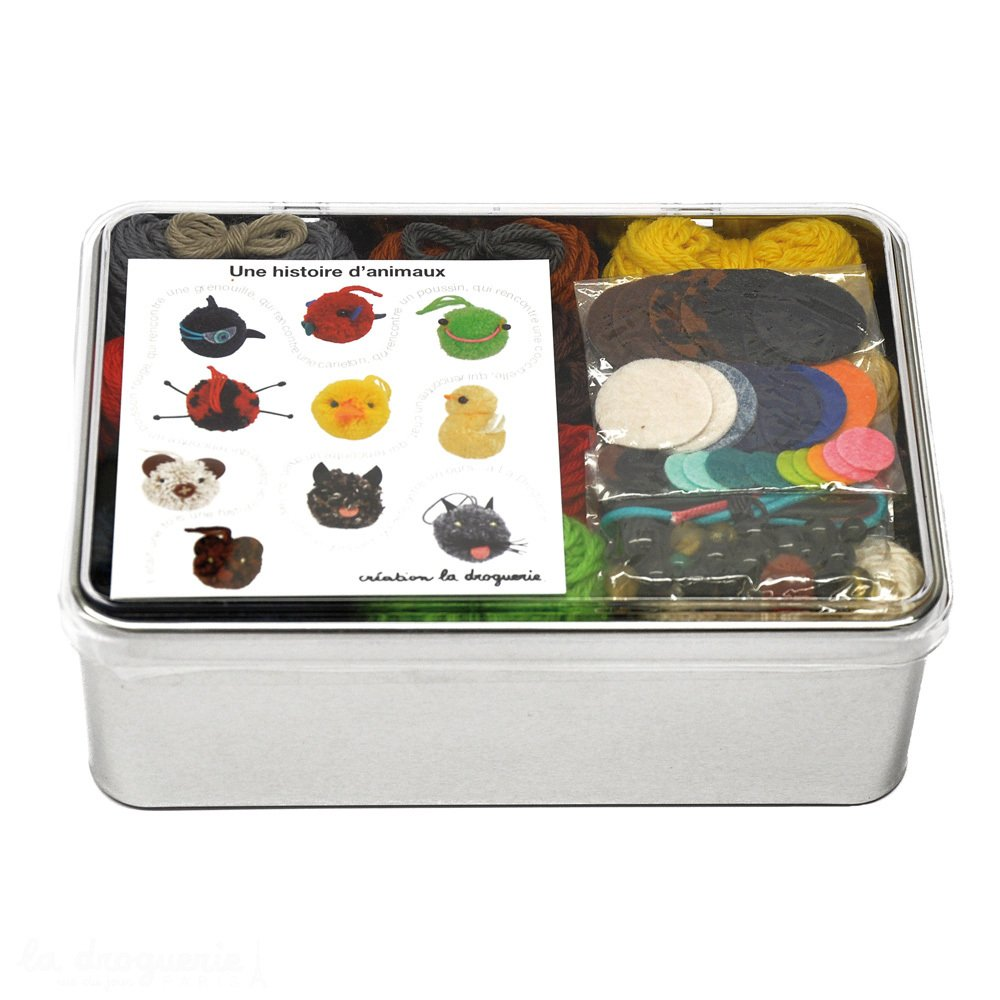 An Animal Story DIY Knit Animals -product