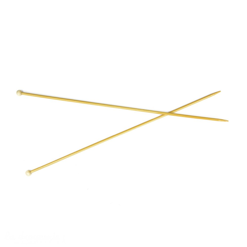 Idées de Saison by La Droguerie N°3 Bamboo Knitting Needles-product
