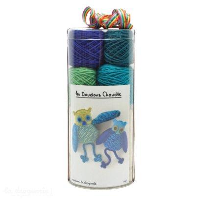 Idées de Saison by La Droguerie DIY Knit Owl Soft Toys-listing