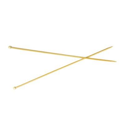 Idées de Saison by La Droguerie Agujas para tricotar bambú nº6-listing