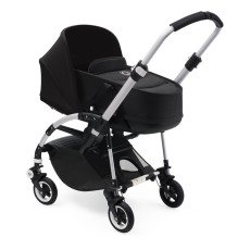 Bugaboo Carrito completo BEE5, chasis negro, asiento negro-listing