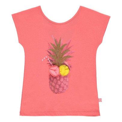 Billieblush T-shirt Ananas Lurex-listing