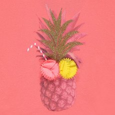 Billieblush Pineapple T-Shirt-product