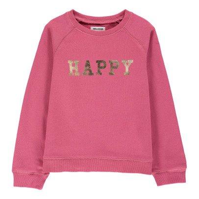 """Zadig & Voltaire Felpa """"Happy""""-listing"""