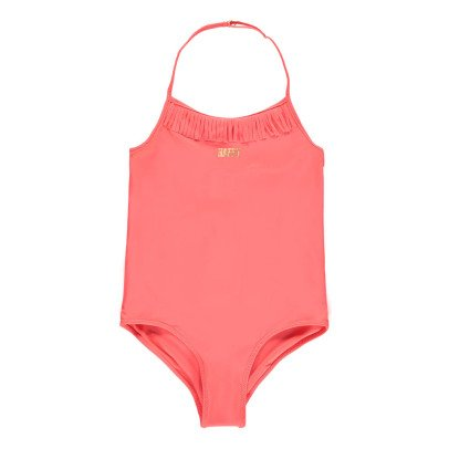 "Zadig & Voltaire Alanis Fringed ""Happy"" 1 Piece Swimsuit-listing"
