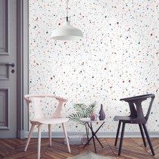 Papermint Papier-peint Granite Traditional-listing