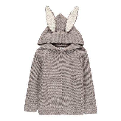 Oeuf NYC Maglione con cappuccio Coniglio-listing