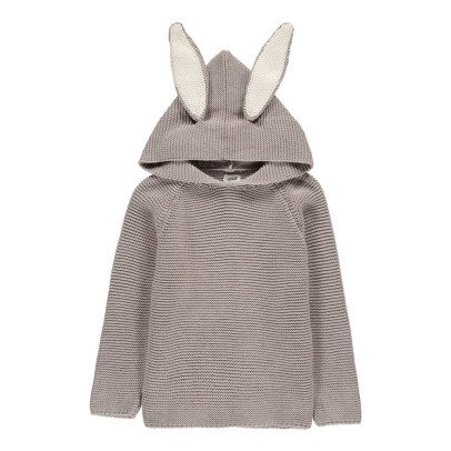 Oeuf NYC Pull à Capuche Lapin-listing