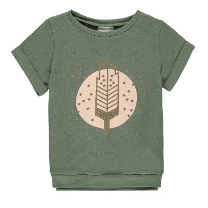 Blune Kids A La Plume Short Sleeved Sweatshirt-product