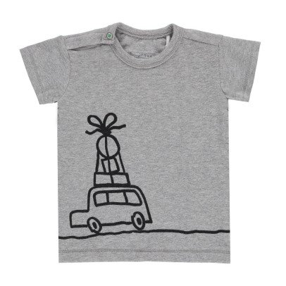 Imps & Elfs T-shirt Voiture in cotone bio-listing