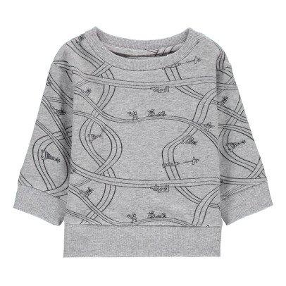 Imps & Elfs T-Shirt Autorute in cotone bio-listing