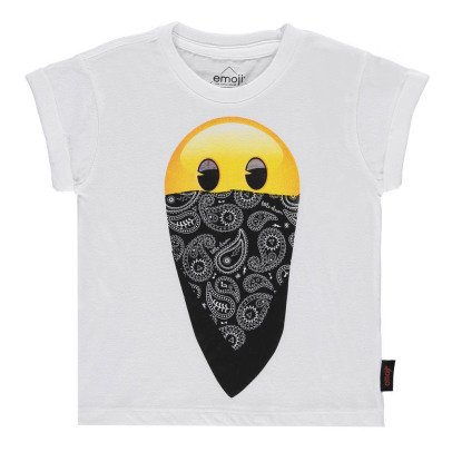 Little Eleven Paris Camiseta Emoji Bandy-listing