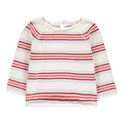 Oeuf NYC Pullover Rayas -listing