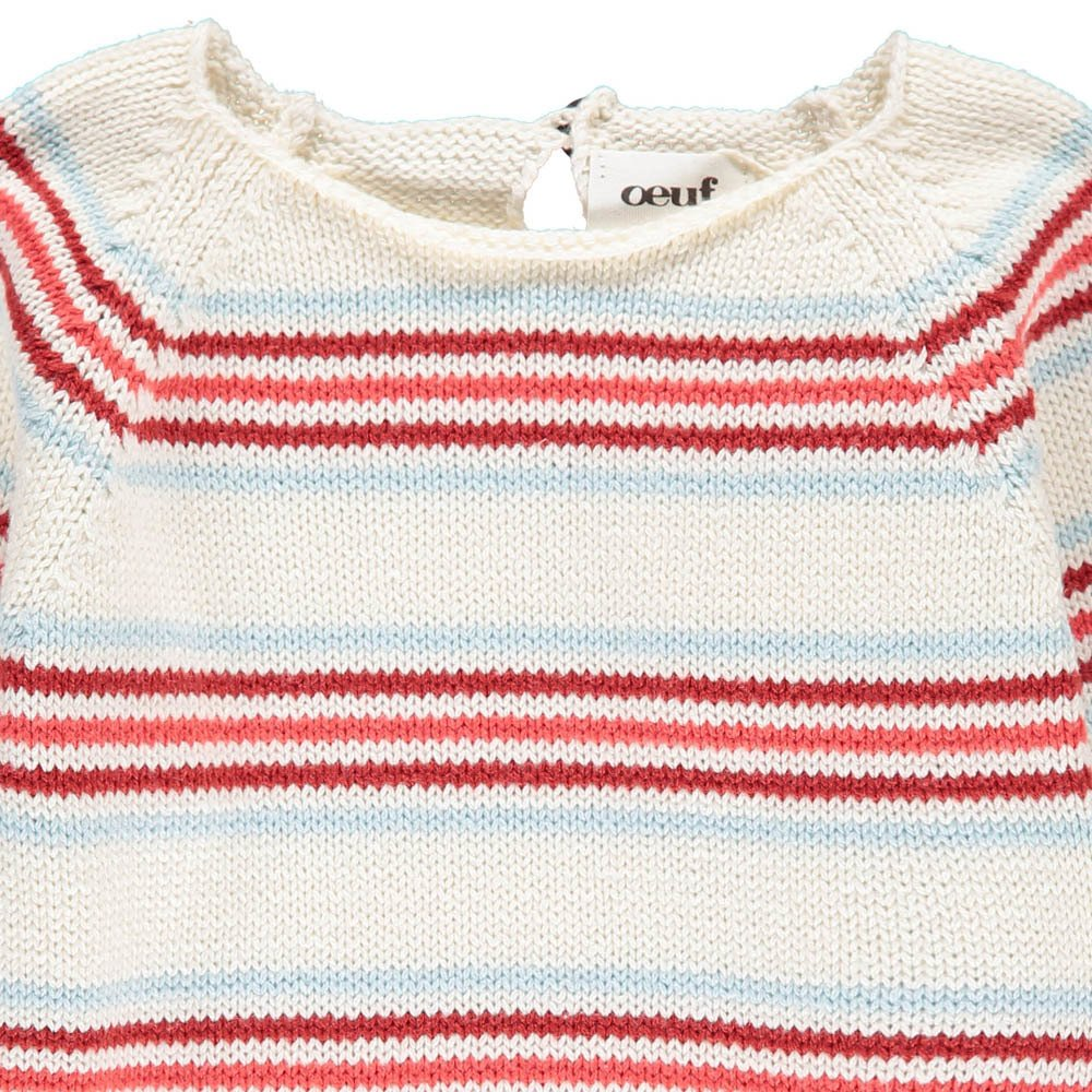 Oeuf NYC Striped Jumper-product