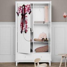 Oliver Furniture Armario 2 puertas en abedul-listing