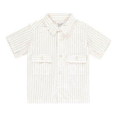 EAST END HIGHLANDERS Camisa Rayas -listing