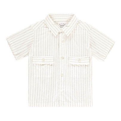 EAST END HIGHLANDERS Striped Shirt-listing