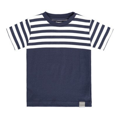 Mads Norgaard  T-shirt a righe -listing