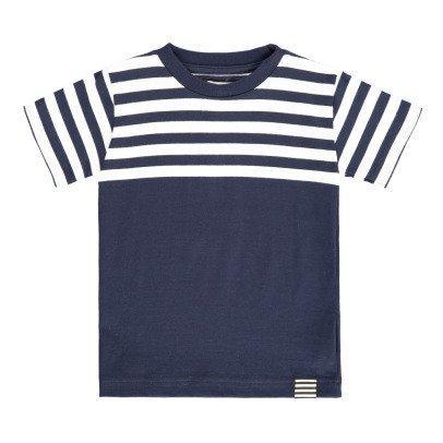 Mads Norgaard  T-Shirt Rayé Toldino 17-1-listing
