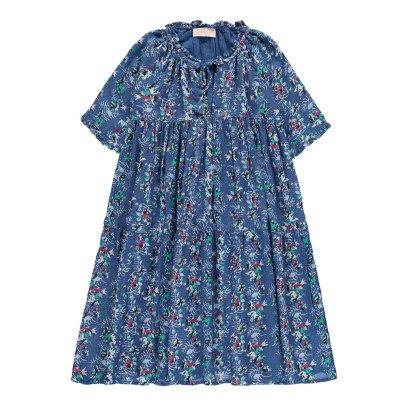 Simple Kids Vestito Lungo Fiori-listing