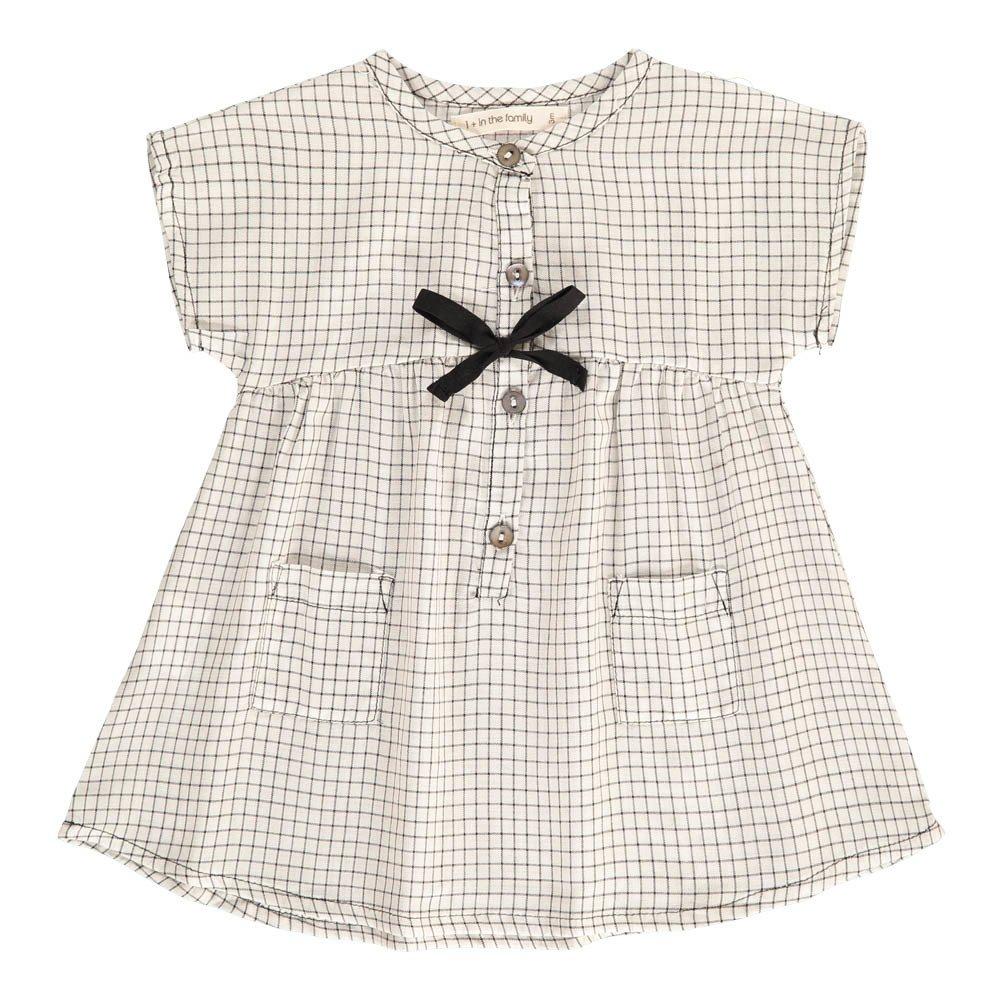 1+ IN THE FAMILY Vestido Cuadros Olivia-product