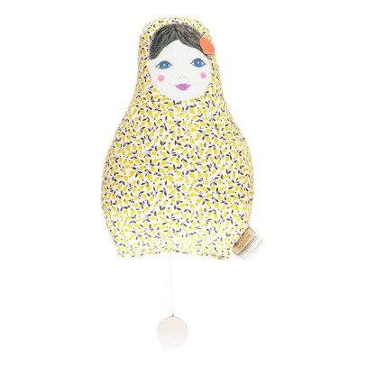 Barnabé aime le café Musical Matryoshka Doll - Somewhere Over The Rainbow-listing