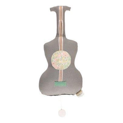 Barnabé aime le café Guitare musicale - What a wonderful world-listing