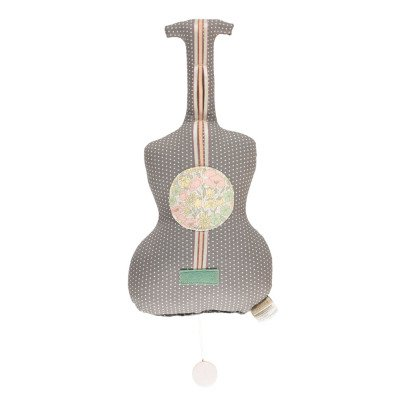 Barnabé aime le café musikalische Gitarre - What a wonderful world-listing