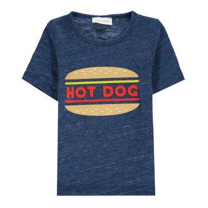 Simple Kids T-Shirt Hot Dog -listing