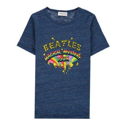 Simple Kids Camiseta Jaspeada Beatle-listing