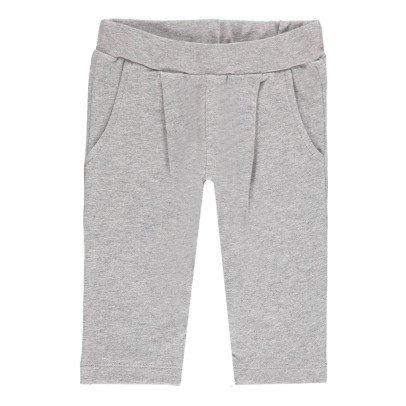 Imps & Elfs Pantalon Sarouel Uni Coton Bio-listing
