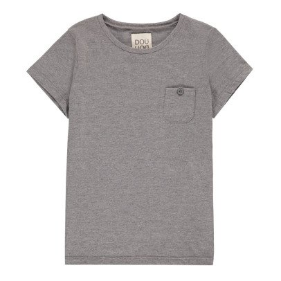 Douuod Titolo T-Shirt with Pocket-listing
