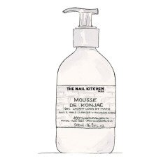The Nail Kitchen 100% Natural Konjac Mousse Gel Hand & Body Wash 500ml-listing