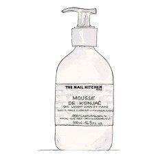 The Nail Kitchen Mousse de Konjac gel limpiador manos & cuerpo 100% natural 500 ml-listing