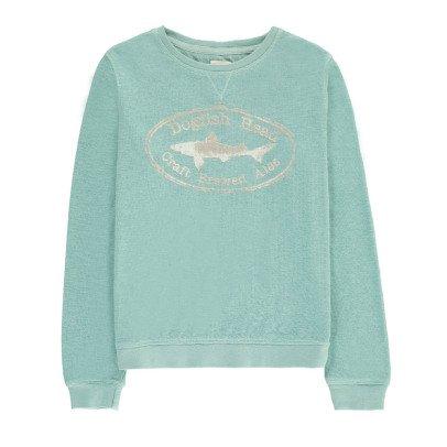 Swildens Teen Qolori Shark Sweatshirt-listing