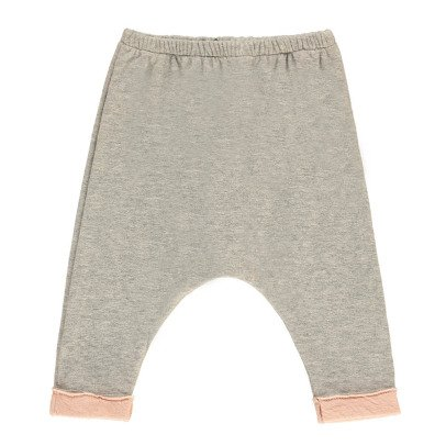 1+ IN THE FAMILY Tristan Face Harem Trousers-product