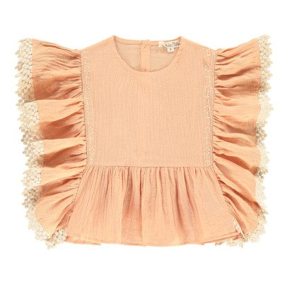 Louise Misha Ines Ruffled Blouse-product