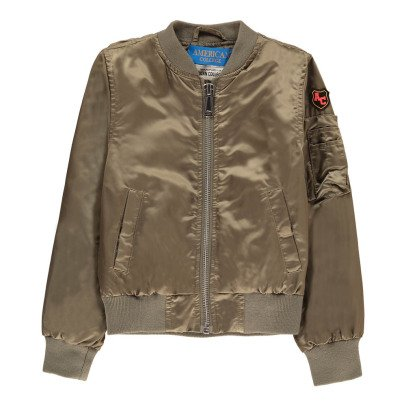 American College Jagger Thin Bomber Jacket-listing