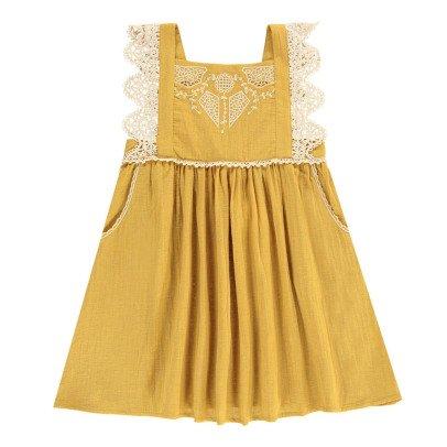 Louise Misha Vestido Bordado Celia-listing