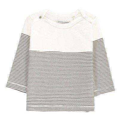 Imps & Elfs T-Shirt Mariniere in cotone bio-listing
