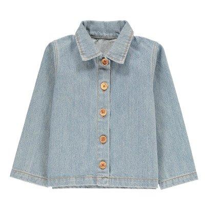Poudre Organic Jacke aus Bio-Baumwolle -listing