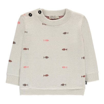 Imps & Elfs Organic Cotton Fish Jumper-listing