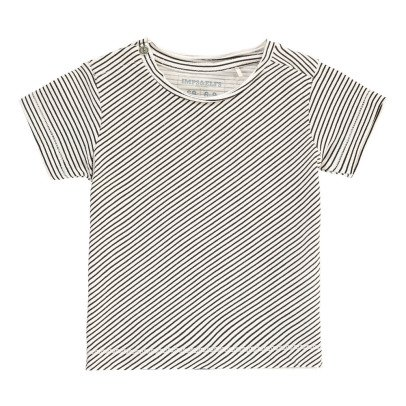 Imps & Elfs Camiseta Rayas Algodón Biológico-listing