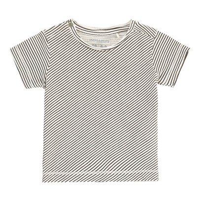 Imps & Elfs Gestreiftes T-Shirt aus Bio-Baumwolle -listing