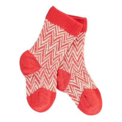 Imps & Elfs Herringbone Socks-listing
