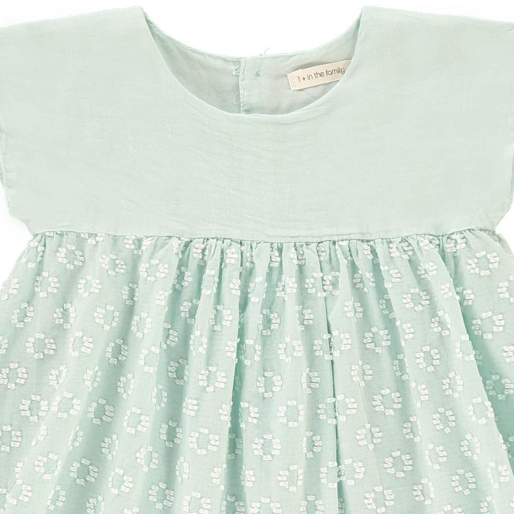 1+ IN THE FAMILY Paola Spot Panel Dress-product
