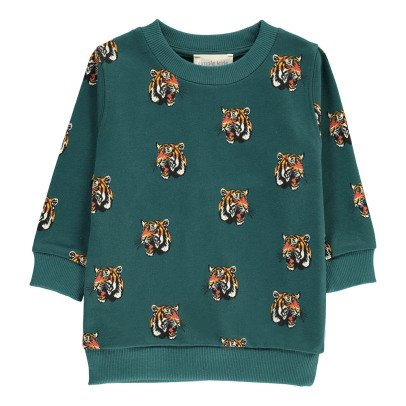 Simple Kids Tiger Sweatshirt-listing