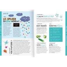 Tana Editions Le manuel des supers parents - 365 idées à partager en famille - 168 pages-listing