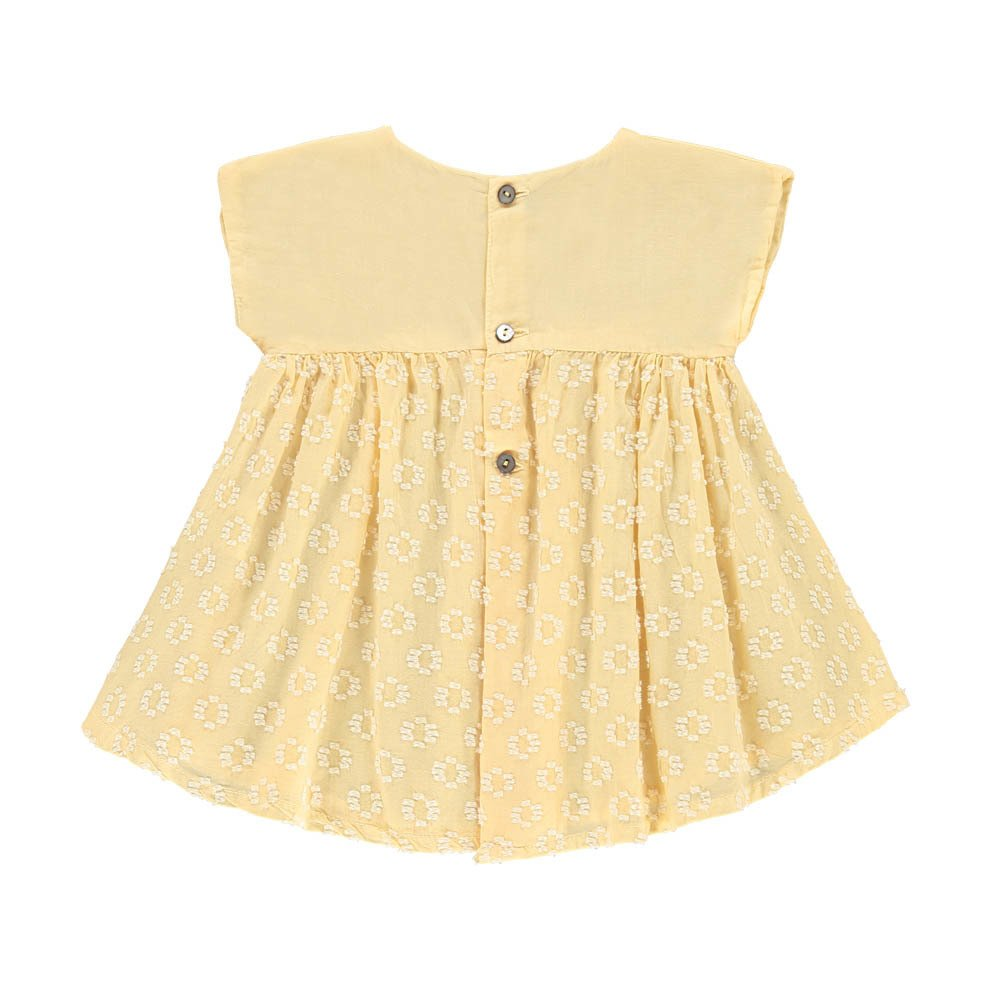 Paola Spot Panel Dress-product